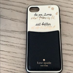 iPhone 6 Kate space case and wallet